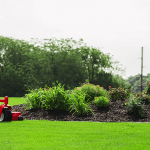 What does it cost to provide lawn care?